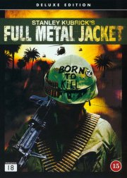 full metal jacket - deluxe edition - DVD