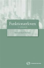 Image of   Funktionærloven - Henrik Karl Nielsen - Bog