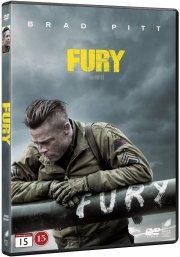fury - brad pitt - 2014 - DVD