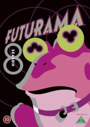 futurama - sæson 8 - DVD