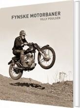 fynske motorbaner - bog