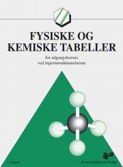 fysiske og kemiske tabeller for adgangskursus ved ingeniøruddannelserne - bog