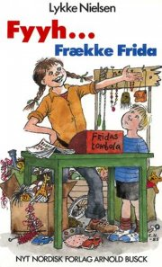 fyyh - frække frida - bog