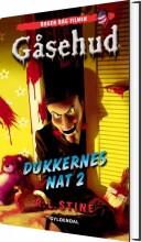 gåsehud - dukkernes nat 2 - bog