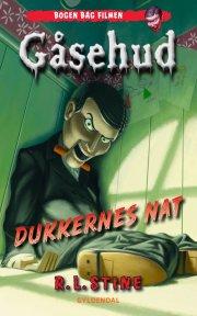 gåsehud - dukkernes nat - bog