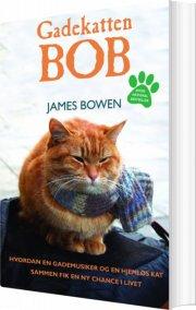 gadekatten bob - bog
