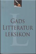 gads litteraturleksikon - bog
