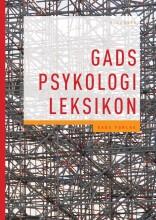 gads psykologileksikon - bog