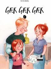 gæk gæk gæk - bog