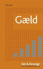 gæld - bog