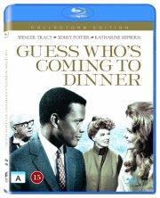gæt hvem der kommer til middag - Blu-Ray