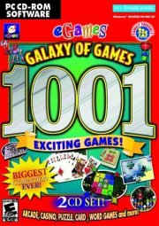 galaxy of games - 1001 exciting games - PC