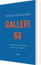 galleri 66 - bog