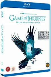 game of thrones - sæson 1 - hbo - robert ball limited edition - Blu-Ray