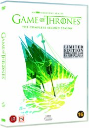 game of thrones - sæson 2 - hbo - robert ball limited edition - DVD