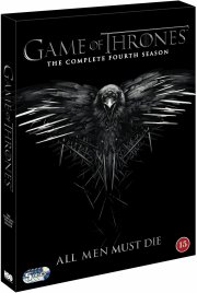 game of thrones - sæson 4 - hbo - DVD