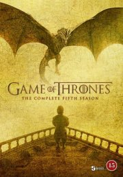 game of thrones - sæson 5 - hbo - DVD