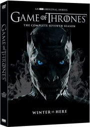 game of thrones - sæson 7 - hbo - DVD