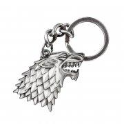 game of thrones nøglering - stark - Merchandise