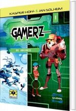 gamerz 1 - de ukendte - bog