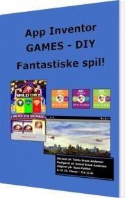 games med app inventor - diy - bog