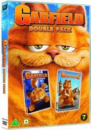 garfield - the movie // garfield 2 - DVD
