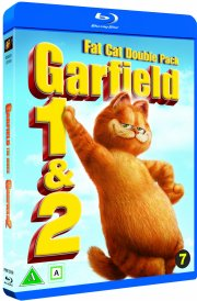 garfield - the movie // garfield 2 - Blu-Ray