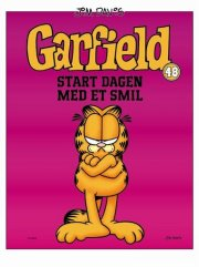 garfield 48- start dagen med et smil - Tegneserie