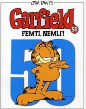 garfield 50 - femti, nemli'! - Tegneserie