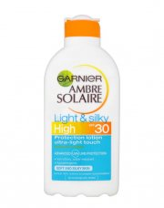 garnier - ambre solaire - light and silky lotion spf 30 - Hudpleje