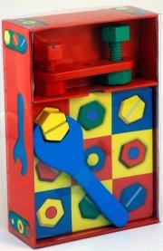 gaveæske: legetøjsværktøj - Brætspil