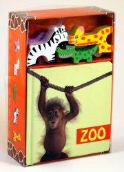 gaveæske: zoo - bog