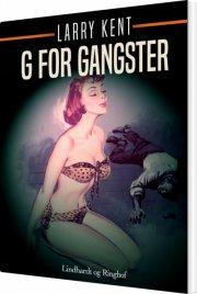 g for gangster - bog