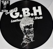 charged gbh - leather, bristles, studs and acne - Vinyl / LP