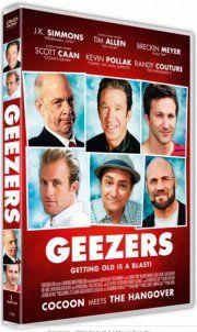 geezers - DVD