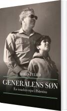 generalens søn - bog