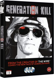 generation kill - hbo - DVD