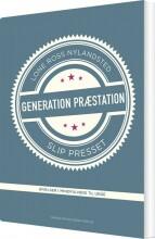 generation præstation - slip presset - bog