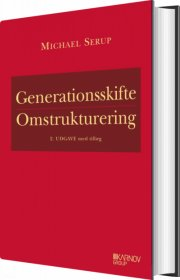 generationsskifte - omstrukturering - bog