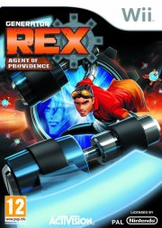 generator rex: agent of providence - wii