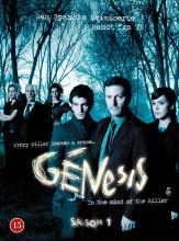 genesis - sæson 1 - DVD
