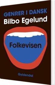 genrer i dansk - folkevisen - bog