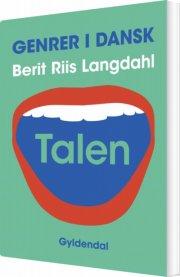 genrer i dansk - talen - bog