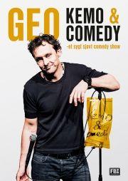 geo - kemo og comedy - et sygt sjovt comedy show - DVD