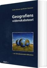 geografiens videnskabsteori - bog