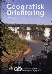 geografisk orientering 1 -2012 - bog