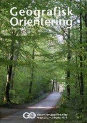 geografisk orientering 2012 -3 - bog