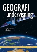 geografiundervisning - bog