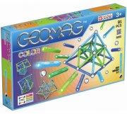geomag color magnet legetøj - 91 dele - Byg Og Konstruér