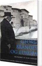 georg brandes og europa - bog